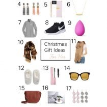 Christmas gift ideas for her